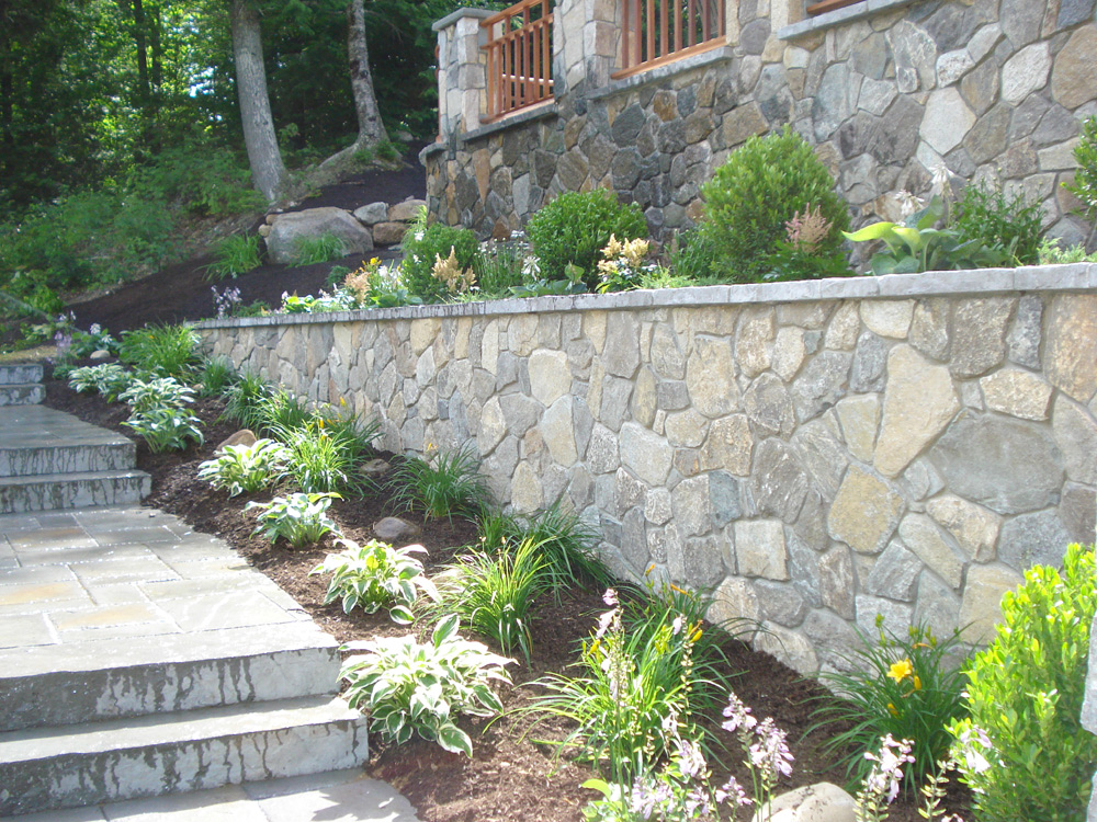 Residential landscape projects simple by nature landscape for Residential landscape architecture